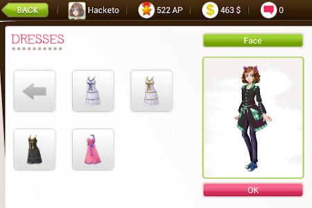 screenshot of My Candy Love version 1.4.1