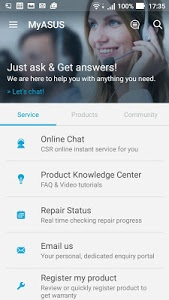 Download MyASUS - Service Center 3.4.7 APK