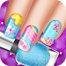 Download Nail Shiny Art Design Stylist: Glowing Colors 1.1 APK