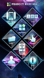 Download Next Launcher 3D Manuals 1.2 APK