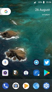 Download Oreo UI for Android BETA 1.1 APK