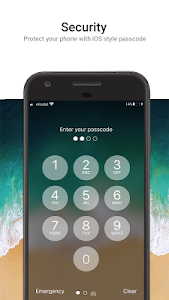 Download OS 11 Locker - Keypad Lock Screen (Phone 8 Style) 2.0.3 APK
