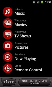 Download Official XBMC Remote 1.0.9 APK