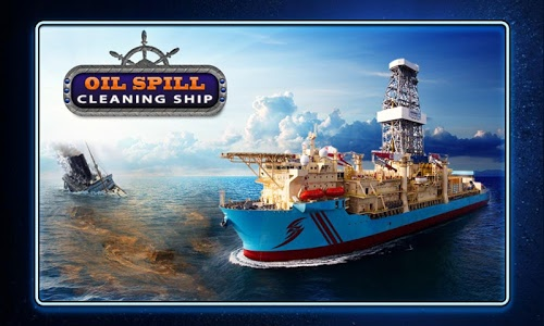 Download Oil Spill Cleaning Ship 1.1.0 APK