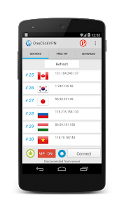 Download One Click VPN 1.0.5.3 APK