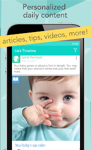 Download Ovia Pregnancy Tracker: Baby Due Date Countdown  APK