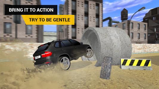 Download PARKING GAME SUV 1.0 APK