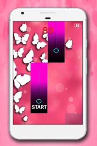 screenshot of Piano Tiles 2 : magic music  version 2.0