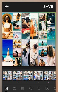 screenshot of Pic Collage Maker, Photo Editor - Foto Collage version 2.16.2