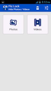 Download Pic Lock- Hide Photos & Videos 2.7 APK