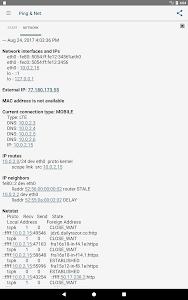 Download Ping & Net  APK