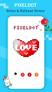 Download PixelDot - Color by Number Sandbox Pixel Art 1.3.5.0 APK