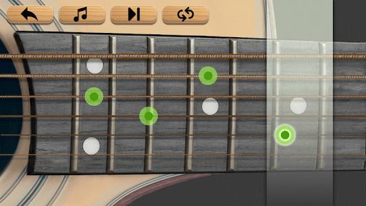 screenshot of Play Guitar Simulator version 1.4