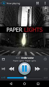 Download PlayerPro Blue Wonder Skin 4.1 APK