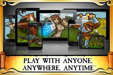 Download Pocket Legends 2.2.5 APK