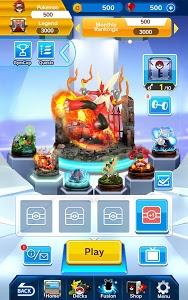 screenshot of Pokémon Duel version 6.2.11