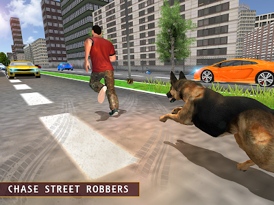 Download Police Dog Gangster Chase 1.0 APK