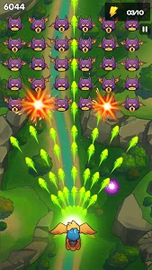 Download Poultry Shoot Blaster: Free Space Shooter 1.6.10 APK