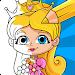 Download Princess Coloring Book Pages: Kids Coloring Games 14.1 APK