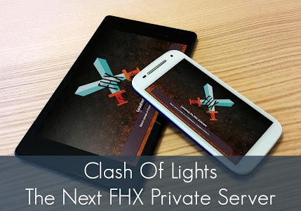 Download Pro Clash Of Lights FHX Server 1.0 APK