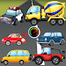 Download Puzzle for Toddlers Cars Truck 1.0.5 APK