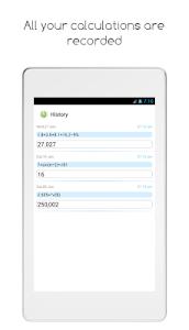 Download Quickey Calculator - Free app 2.05 APK