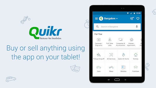 Download Quikr Search Jobs Mobiles Cars Home Services