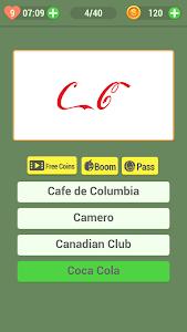 screenshot of Quizdom – Trivia more than logo quiz! version 1.1.7