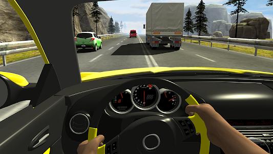 screenshot of Racing in Car 2 version 1.0