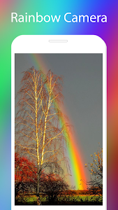 screenshot of Rainbow Camera version 2.7.0