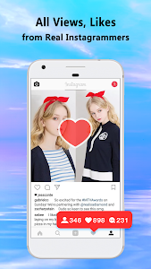 Download Real Followers Pro for Instagram get follower fast 2.2.1 APK