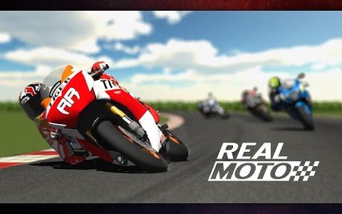 screenshot of Real Moto version 1.0.216