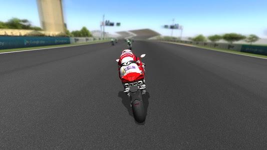 screenshot of Real Moto version 1.0.218