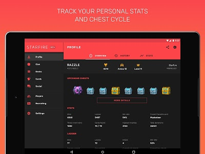 Download Fam for Clash Royale - chest tracker & stats  APK
