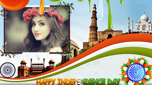 screenshot of Republic Day Photo frames 2018 - 26 Jan Frames version 1.8