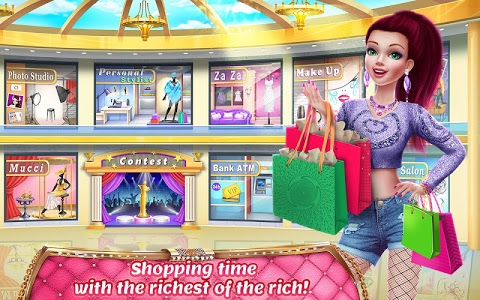 Download Rich Girl Mall - Shopping Game 1.1.4 APK