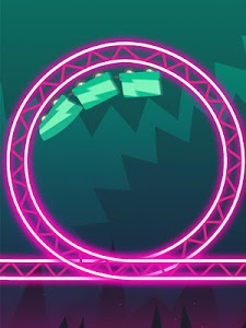 Download Rollercoaster Dash - Rush and Jump the Train 1.4.0 APK