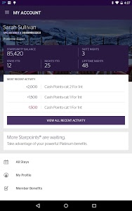 Download SPG: Starwood Hotels & Resorts 8.0.1 APK