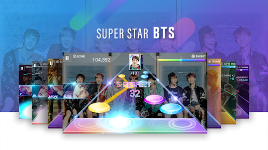 Download SUPERSTAR BTS 1.1.7 APK