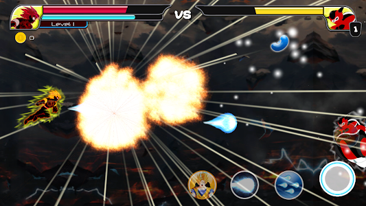 screenshot of Super Battle for Goku Devil version 1.4.2