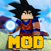 Download Saiyan Mod DBZ for MCPE 2.0 APK