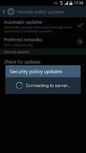 Download Samsung Security Policy Update SPD_v2_1409_2_1 APK