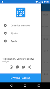 Download Shh ? No Last Seen or Read 2.10.7 APK