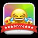 Download iPhone 8 Emoji Keyboard Theme 1.0.2 APK