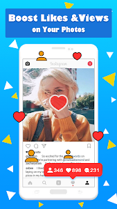 Download Likes+ Real Likes & Followers 2.3.1 APK