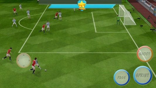 screenshot of Pro Evolution Soccer 2017 version 2.6