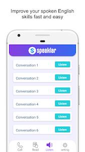 Download SPEAKLAR: English Speaking Practice App 63 APK