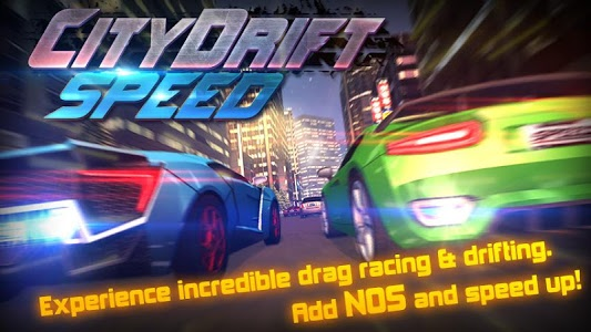 screenshot of Speed Car Drift Racing version 1.0.4