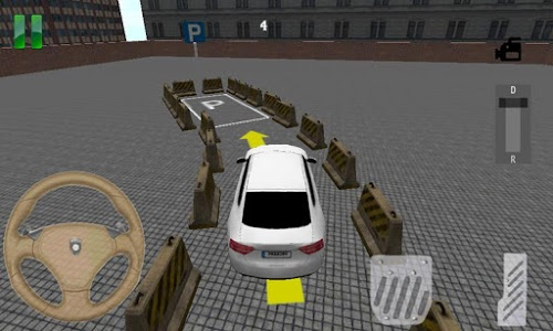 screenshot of Speed Parking 3D version 2.0