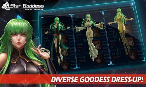 Download Star Goddess War 23 APK